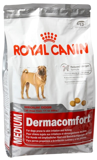 Корм royal canin 3