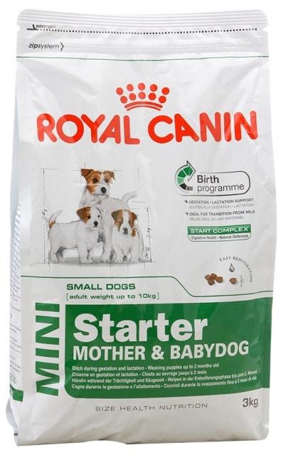 Корм royal canin для щенков средних пород