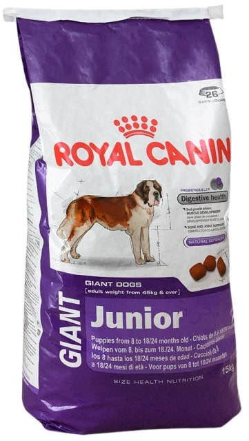 Корм royal canin maxi junior agr 32