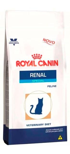 Корм royal canin renal rf23 для кошек