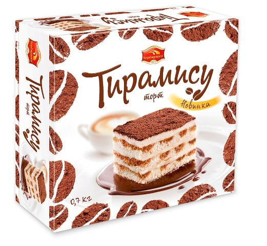 Торт Тирамису Купить В Москве В Магазине